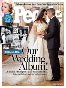 people magazine george and amal