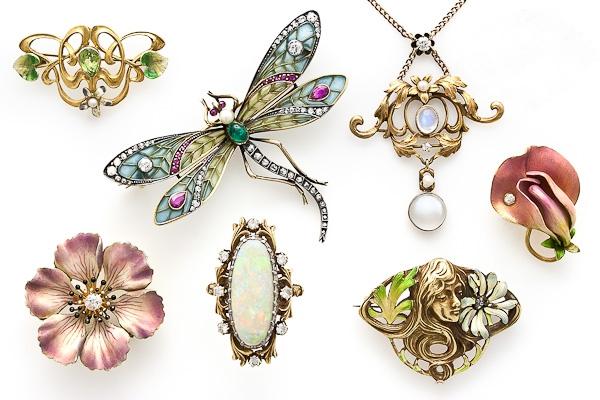 French Art Deco Jewelry Designers