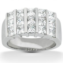 Princess Bar Set Wedding Bands