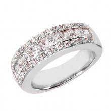 Princess Wedding Band Sets