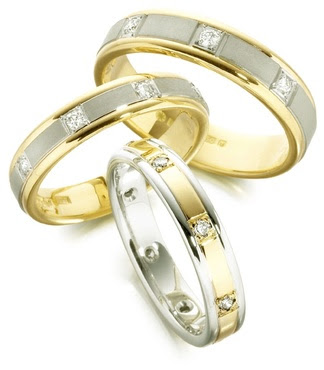 Silver Gold Rings 01